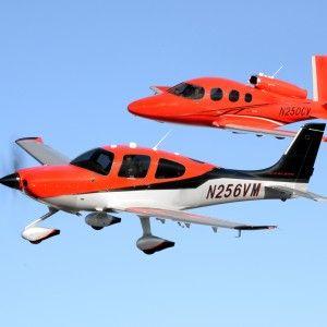 Cirrus Aircraft Accelero and C-0_2