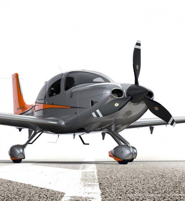 SR22T Carbon Orange Sterling 01